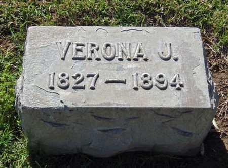 CONNELLY, VERONA J. - Maricopa County, Arizona | VERONA J. CONNELLY - Arizona Gravestone Photos