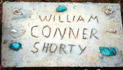 CONNER, WILLIAM (SHORTY) - Maricopa County, Arizona | WILLIAM (SHORTY) CONNER - Arizona Gravestone Photos
