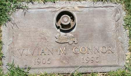 CONNOR, VIVIAN M - Maricopa County, Arizona   VIVIAN M CONNOR - Arizona Gravestone Photos