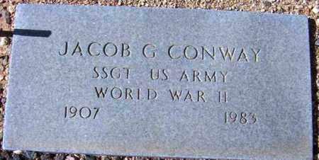 CONWAY, JACOB GUY - Maricopa County, Arizona | JACOB GUY CONWAY - Arizona Gravestone Photos
