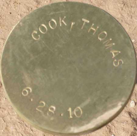 COOK, THOMAS - Maricopa County, Arizona | THOMAS COOK - Arizona Gravestone Photos