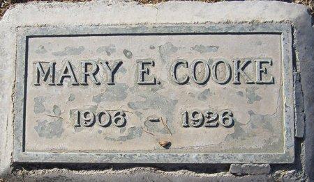 DUNCAN COOKE, MARY EVALYN - Maricopa County, Arizona | MARY EVALYN DUNCAN COOKE - Arizona Gravestone Photos