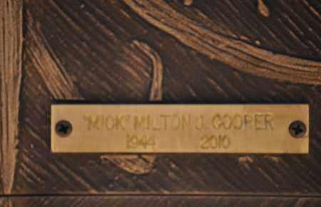 COOPER, MILTON J. (MICK) - Maricopa County, Arizona | MILTON J. (MICK) COOPER - Arizona Gravestone Photos