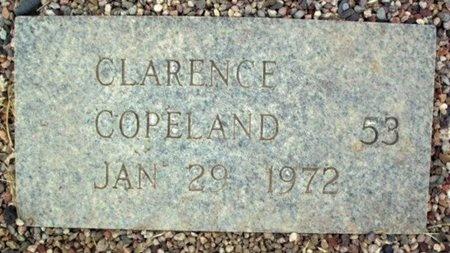 COPELAND, CLARENCE - Maricopa County, Arizona | CLARENCE COPELAND - Arizona Gravestone Photos