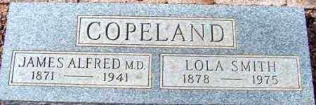 COPELAND, M.D., JAMES ALFRED - Maricopa County, Arizona | JAMES ALFRED COPELAND, M.D. - Arizona Gravestone Photos