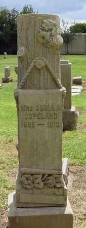 COPELAND, SUSIA - Maricopa County, Arizona | SUSIA COPELAND - Arizona Gravestone Photos