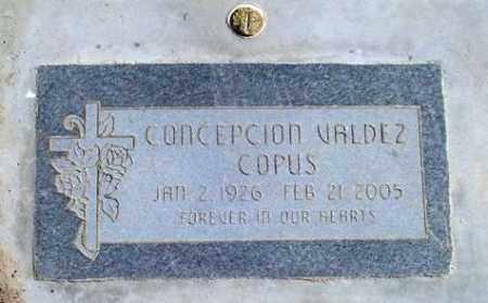 COPUS, CONCEPCION - Maricopa County, Arizona | CONCEPCION COPUS - Arizona Gravestone Photos