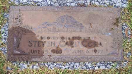 CORA, STEVEN CARL - Maricopa County, Arizona | STEVEN CARL CORA - Arizona Gravestone Photos