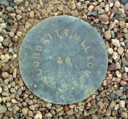 CORBRITT, MILTON - Maricopa County, Arizona   MILTON CORBRITT - Arizona Gravestone Photos