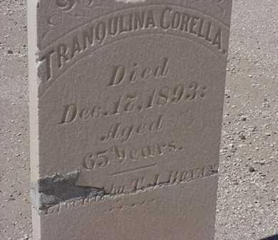 CORELLA, TRANQUILA - Maricopa County, Arizona   TRANQUILA CORELLA - Arizona Gravestone Photos