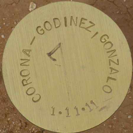 CORONA-GODINEZ, GONZALO - Maricopa County, Arizona | GONZALO CORONA-GODINEZ - Arizona Gravestone Photos