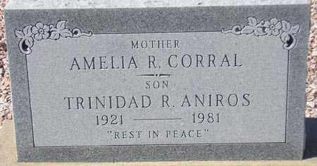 CORRAL, AMELIA R. #2 - Maricopa County, Arizona | AMELIA R. #2 CORRAL - Arizona Gravestone Photos