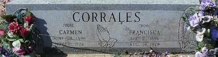 CORRALES, CARMEN - Maricopa County, Arizona | CARMEN CORRALES - Arizona Gravestone Photos