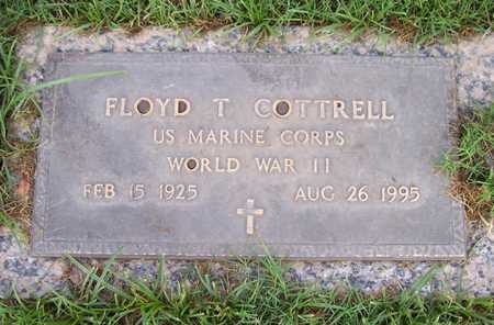 COTTRELL, FLOYD T. - Maricopa County, Arizona | FLOYD T. COTTRELL - Arizona Gravestone Photos