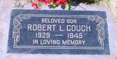 COUCH, ROBERT LAWRENCE - Maricopa County, Arizona | ROBERT LAWRENCE COUCH - Arizona Gravestone Photos