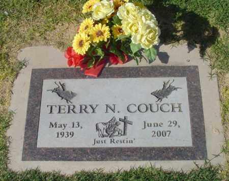 COUCH, TERRY N. - Maricopa County, Arizona | TERRY N. COUCH - Arizona Gravestone Photos