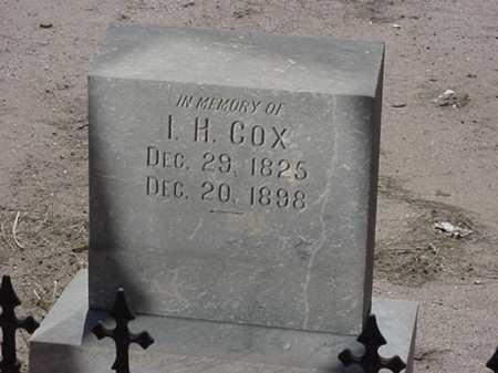 COX, IVY H - Maricopa County, Arizona | IVY H COX - Arizona Gravestone Photos