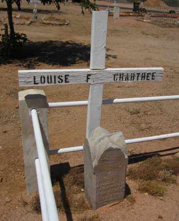 CRABTREE, LOUISE FRANCES - Maricopa County, Arizona | LOUISE FRANCES CRABTREE - Arizona Gravestone Photos