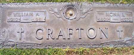CRAFTON, MONA L. - Maricopa County, Arizona   MONA L. CRAFTON - Arizona Gravestone Photos