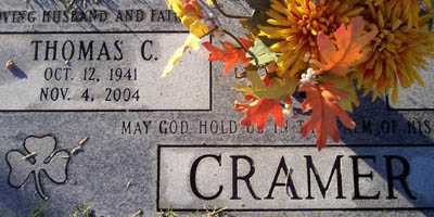 CRAMER, THOMAS C. - Maricopa County, Arizona   THOMAS C. CRAMER - Arizona Gravestone Photos