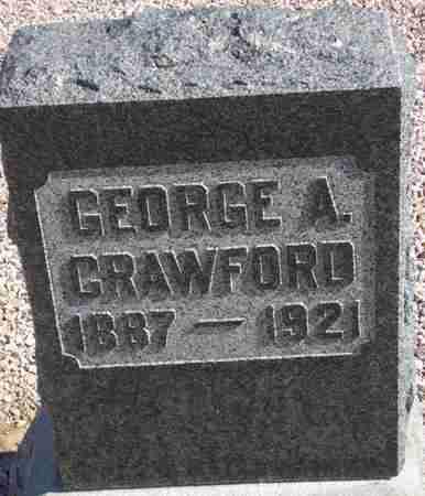 CRAWFORD, GEORGE A. - Maricopa County, Arizona | GEORGE A. CRAWFORD - Arizona Gravestone Photos