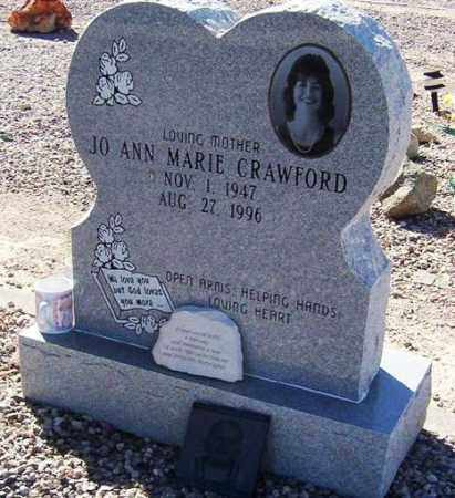 AUSTIN CRAWFORD, JO ANN MARIE - Maricopa County, Arizona | JO ANN MARIE AUSTIN CRAWFORD - Arizona Gravestone Photos