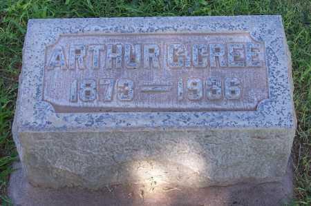 CREE, ARTHUR C. - Maricopa County, Arizona | ARTHUR C. CREE - Arizona Gravestone Photos