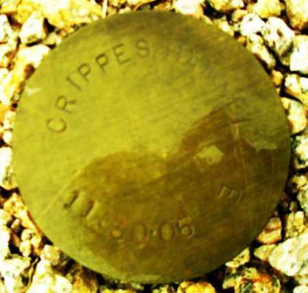 CRIPPES, HANNELORE - Maricopa County, Arizona   HANNELORE CRIPPES - Arizona Gravestone Photos