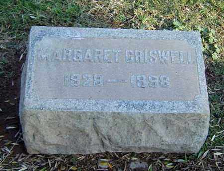 GEMMELL CRISWELL, MARGARET - Maricopa County, Arizona | MARGARET GEMMELL CRISWELL - Arizona Gravestone Photos