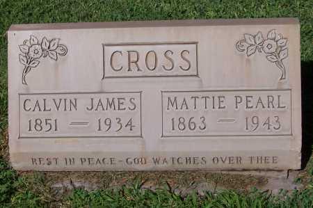 CROSS, CALVIN JAMES - Maricopa County, Arizona | CALVIN JAMES CROSS - Arizona Gravestone Photos