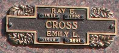 CROSS, EMILY L - Maricopa County, Arizona | EMILY L CROSS - Arizona Gravestone Photos