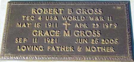 CROSS, ROBERT B. - Maricopa County, Arizona | ROBERT B. CROSS - Arizona Gravestone Photos