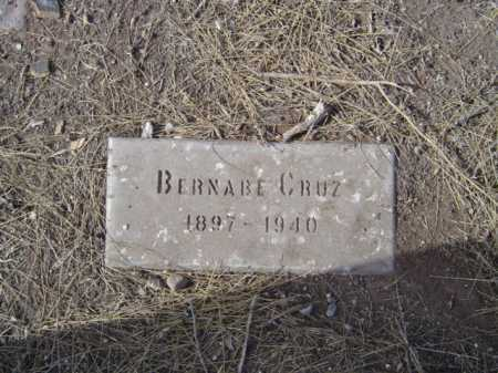 CRUZ, BERNABE - Maricopa County, Arizona | BERNABE CRUZ - Arizona Gravestone Photos