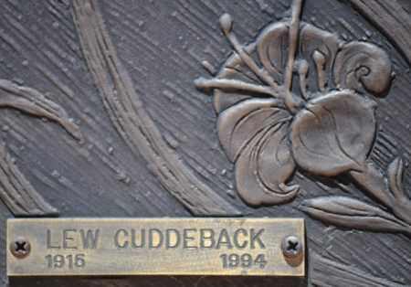 CUDDEBACK, MYRON LLEWELLYN - Maricopa County, Arizona | MYRON LLEWELLYN CUDDEBACK - Arizona Gravestone Photos