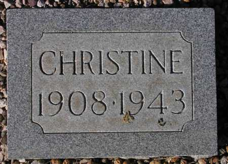 CUNDIFF, (MARGARET) CHRISTINE - Maricopa County, Arizona   (MARGARET) CHRISTINE CUNDIFF - Arizona Gravestone Photos