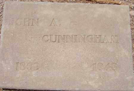 CUNNINGHAM, JOHN ALEXANDER - Maricopa County, Arizona | JOHN ALEXANDER CUNNINGHAM - Arizona Gravestone Photos