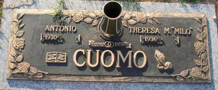 CUOMO, THERESA M - Maricopa County, Arizona | THERESA M CUOMO - Arizona Gravestone Photos