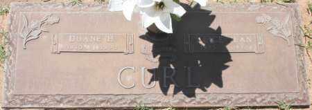 CURL, ALICE JEAN - Maricopa County, Arizona   ALICE JEAN CURL - Arizona Gravestone Photos