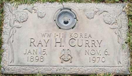 CURRY, RAY H - Maricopa County, Arizona   RAY H CURRY - Arizona Gravestone Photos