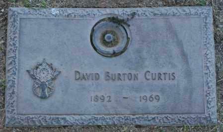 CURTIS, DAVID BURTON - Maricopa County, Arizona | DAVID BURTON CURTIS - Arizona Gravestone Photos