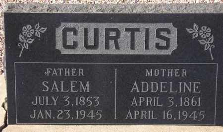 CURTIS, SALEM - Maricopa County, Arizona | SALEM CURTIS - Arizona Gravestone Photos