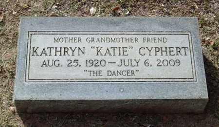 CYPHERT, KATHRYN - Maricopa County, Arizona | KATHRYN CYPHERT - Arizona Gravestone Photos