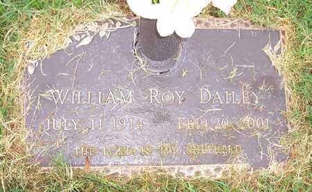 DAILEY, WILLIAM ROY - Maricopa County, Arizona   WILLIAM ROY DAILEY - Arizona Gravestone Photos