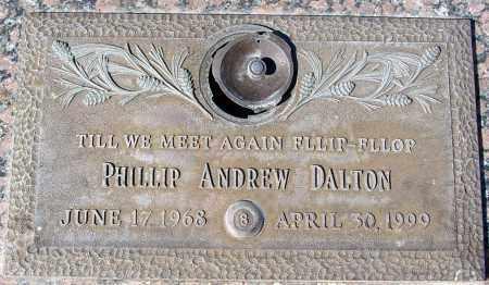 DALTON, PHILLIP ANDREW - Maricopa County, Arizona | PHILLIP ANDREW DALTON - Arizona Gravestone Photos