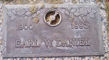 DANIEL, EARL W. - Maricopa County, Arizona   EARL W. DANIEL - Arizona Gravestone Photos