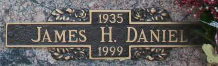 DANIEL, JAMES H - Maricopa County, Arizona   JAMES H DANIEL - Arizona Gravestone Photos