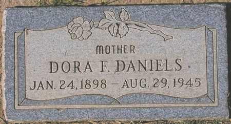 DANIELS, DORA F. - Maricopa County, Arizona | DORA F. DANIELS - Arizona Gravestone Photos