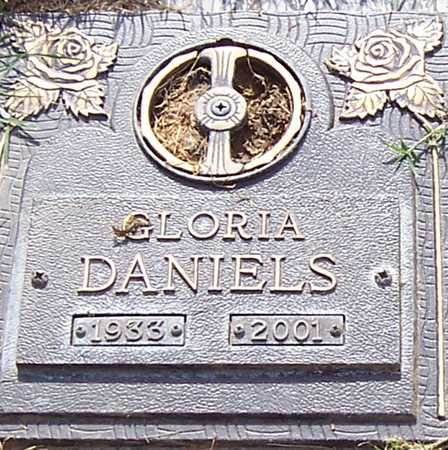 DANIELS, GLORIA - Maricopa County, Arizona | GLORIA DANIELS - Arizona Gravestone Photos