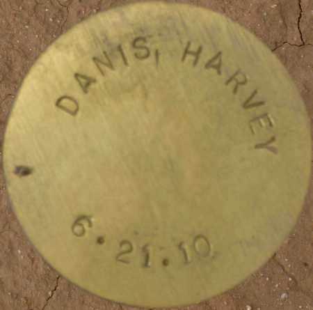 DANIS, HARVEY - Maricopa County, Arizona   HARVEY DANIS - Arizona Gravestone Photos