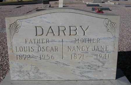 PRICE DARBY, NANCY JANE - Maricopa County, Arizona   NANCY JANE PRICE DARBY - Arizona Gravestone Photos